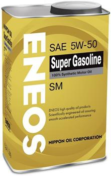 Масло моторное ENEOS SM 5W50 1L