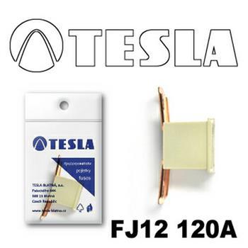 TESLA FJ12120A - Предохранитель